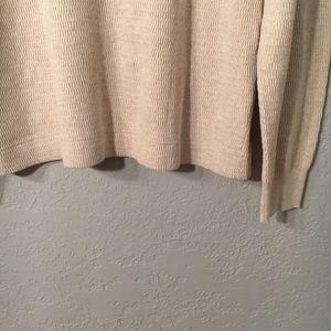 J. Crew Sweaters - J. Crew Cotton Thermal Knit Crewneck Sweater